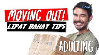 Adulting with Atom Araullo: Atom moves out, again?!   GMA One