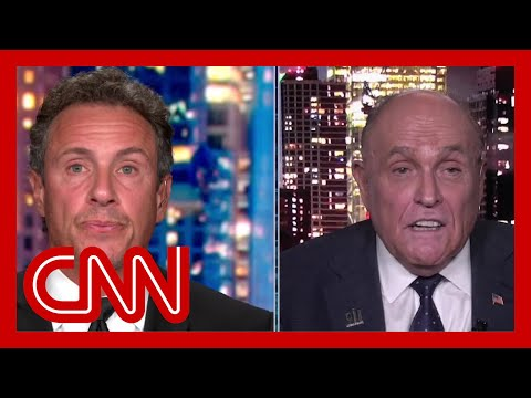 Giuliani on the memory of 9/11 that sticks with him every day