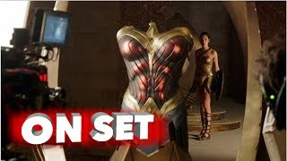 Wonder Woman: Behind the Scenes Exclusive Featurette