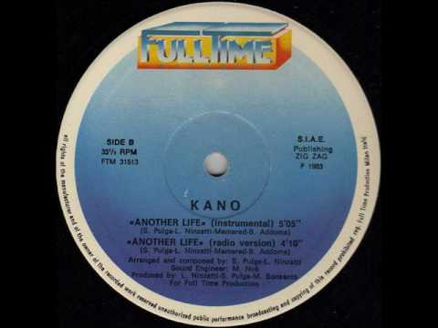 KANO - ANOTHER LIFE   (INSTRUMENTAL  VERSION)  1983