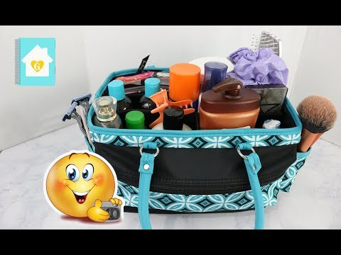 Traveling Beauty Caddy | 2017 | Everything Mary