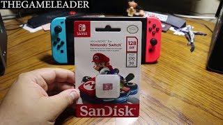 Nintendo Switch [San Disk Micr…