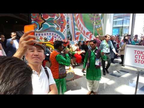 Pakistan Pavalian at Expo Astana Kazakhstan 2017 opening day of pakistani Pavalian