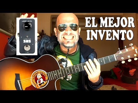 El MEJOR INVENTO si tocas GUITARRA o UKELELE | LOOPER