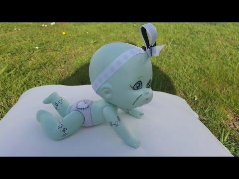 Monster High Baby - Frankie Stein
