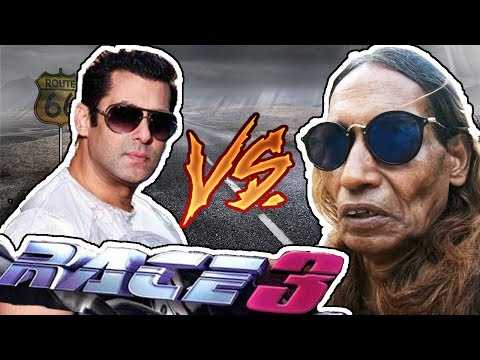 THIS MAN IS NEXT SALMAN KHAN - Race 3 - Sana's Bucket