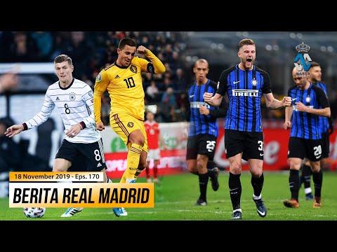 Penampilan Impresif Hazard Dan Toni Kross Di Timnas ● Bek Inter Milan Di Kaitkan Dengan Real Madrid