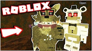 Fnaf Roblox! The Twisted Ones Roleplay Game! Roblox Granny Horror Game