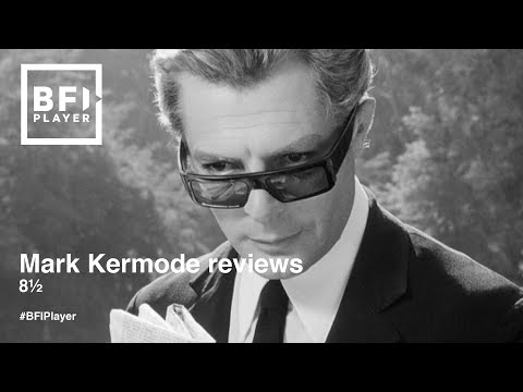 Mark Kermode reviews 8½ (1963) | BFI Player