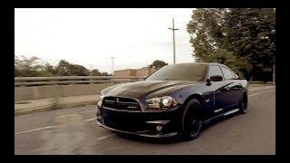 Тест Dodge Charger SRT 8 HEMI 6.4.  Авто из США.
