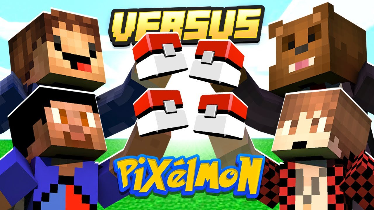 THE PACK IS BACK ON PIXELMON!