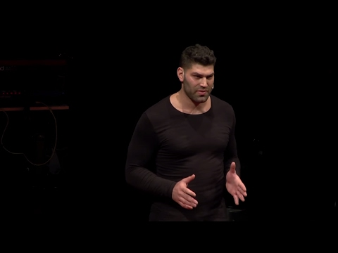 How a Sensitive Guy Became an Olympic Fighter | Ori Sasson | TEDxWhiteCity