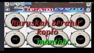 Download HARUSKAH BERAKHIR versi KENDANG ANDROID Mp3