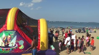 Family Fun at the Beach 2016 -  Wollaston Beach