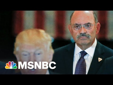 Ex-Trump Org. Exec On Weisselberg: Can't Imagine Him Going To Jail For Trump