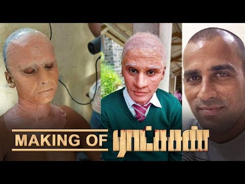 Making Of Ratsasan - Villain Christopher Face Finally Revealed | Vishnu Vishal