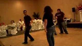 Funny Asian Wedding Dance