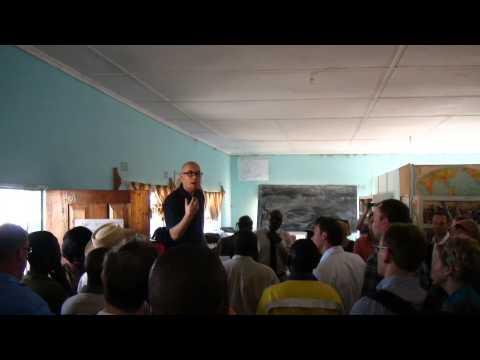 Thumbnail for Ministerit Stubb ja Hautala Team Finland -matkalla Afrikassa