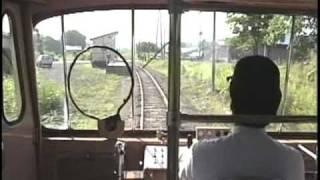 なつかしの南部縦貫鉄道(乗車)前篇