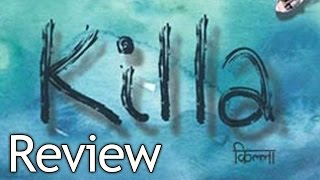 Killa | Marathi Movie Review | Amruta Subhash, Archit Deodhar | 2015