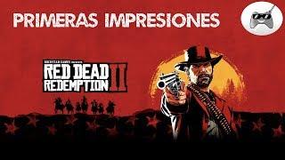 RED DEAD REDEMPTION 2 / Primeras Impresiones Profundas / ¿GOTY?