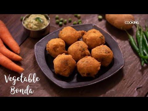 Vegetable Bonda | Evening Snakcs