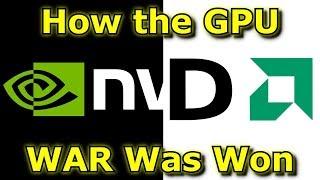 How Nvidia Won and AMD Lost the GPU War
