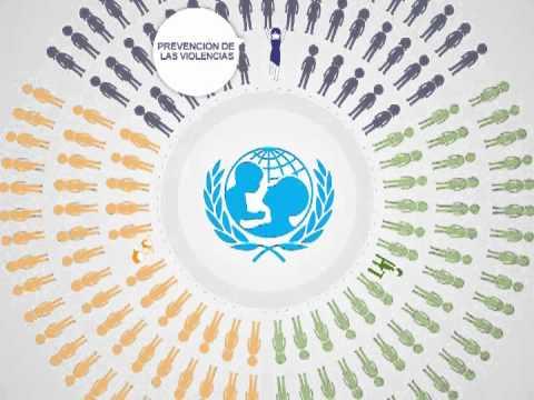 Cómo trabaja UNICEF en Colombia
