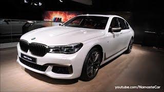 BMW 7 Series M760Li xDrive V12 Excellence G11 2018 | Real-life review