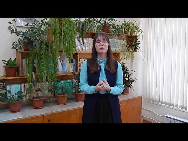 Изображение предпросмотра прочтения – ЕленаПлотникова читает произведение «Ты, чьи сны еще непробудны...» М.И.Цветаевой