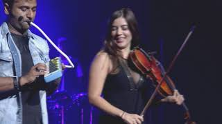 HBD Ilaiyaraaja Sir | Violin Song Performance by Rockstar DSP in USA | Devi Sri Prasad | DSP LIVE
