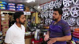 How to choose best tyres for car.