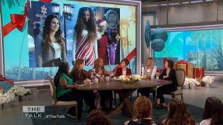 The Talk - Tyra Banks on Francia Raisa Showing Selena Gomez Kidney Surgery Scars in 'Life-Size 2': '