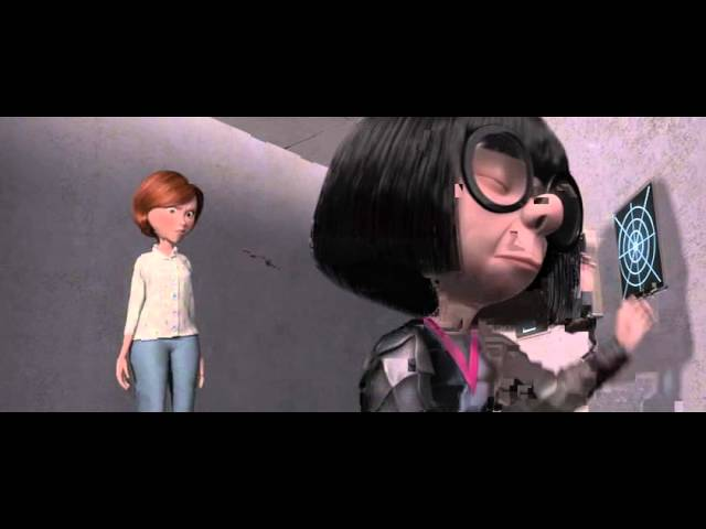 Edna Mode And Guest Youtube