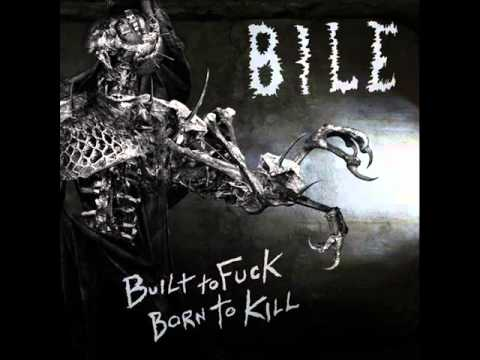 Bile Built to Fuck Born to Kill interview with Krztoff