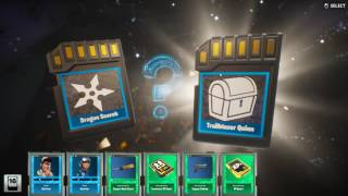 Dansk - France Fortnite Deluxe Loot (RARE STARTER HERO PACK 8 HEROES)