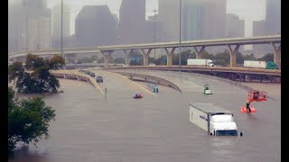 Hurricane Harvey's Devastation