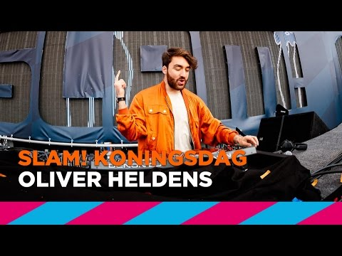 Oliver Heldens (Full live-set)   SLAM! Koningsdag 2017