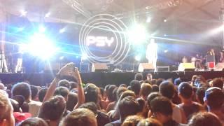 Psy live in Kuala Lumpur, Malaysia @ FMFA 2013