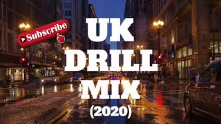 Uk Drill MIX 2020 (Digga D, SJ, Headie One, MizOrMac, And More!)