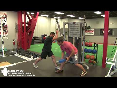 Bridge: Rotational Training, with Joel Raether | NSCA.com