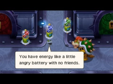 Mario Luigi Bowser S Inside Story 3ds Part 28 The Three Keys