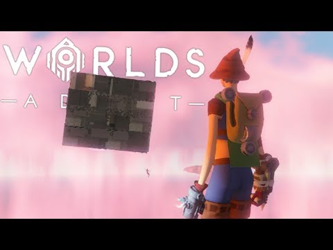 RESISTANCE IS FUTILE! YOU WILL BE ASSIMILATED!   Worlds Adrift Closed Beta