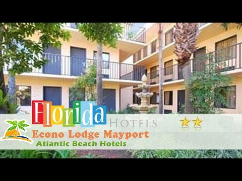 Econo Lodge Mayport - Atlantic Beach Hotels, Florida