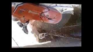 The EXTRACTOR-II Rescue Blade™ -  Door Frame w/ Hurricane Glass