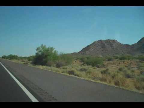 Driving to Maricopa Arizona from Phoenix