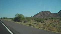 Driving to Maricopa Arizona from Phoenix