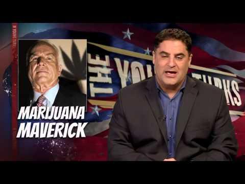 Marijuana Maverick Arizona Senator For Legalization