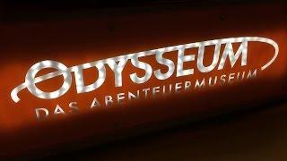 Odysseum Köln | Der große Familienspaß | Sendung mit der Maus | Science Adventure | Cologne