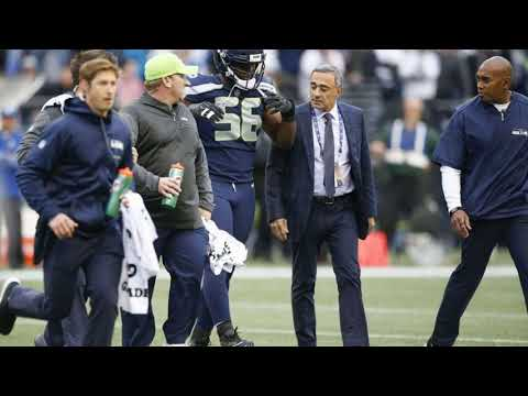 Seahawks' Cliff Avril still out with neck injury, consulting specialists
